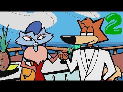 #2 | Die Deckparty | Walkthrough - Spy Fox 1: Das Milchkartell |