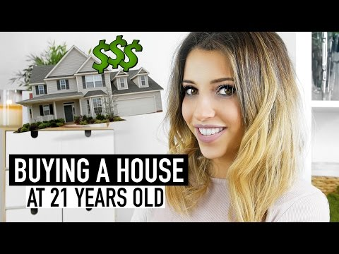 BUYING A HOUSE AT 21 | HOW WE BOUGHT OUR FIRST HOME ON A SINGLE INCOME!!
