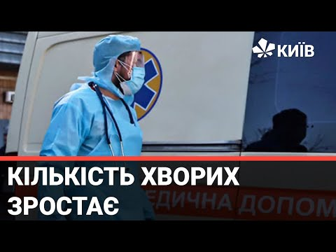 Прогноз COVID-19 для Києва : чи є загроза Червоної зони