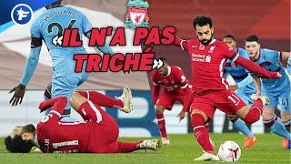 Mohamed Salah fait polémique en Angleterre | Revue de presse