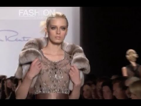 OSCAR DE LA RENTA Fall Winter 2007 2008 New York - Fashion Channel