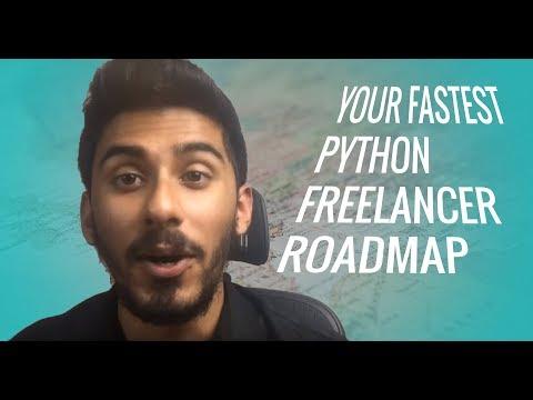 Your Fastest Python Freelancer Roadmap