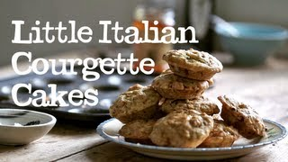 Little Italian Courgette Cakes From Abel & Cole