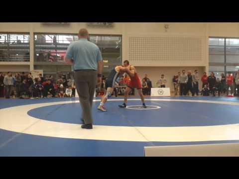 2015 Senior Greco-Roman National Championships: 71 kg Josh Proctor vs. Kyle Horvath
