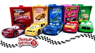 Мультики про приключения с машинками Маквин Новая серия McQueen Cars