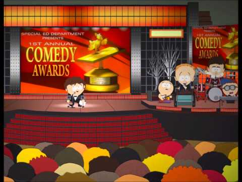 South Park - Timmy at Comedy Awards