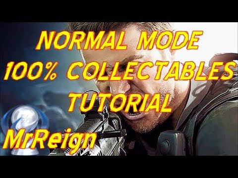 RESIDENT EVIL 7 - NOT A HERO - Normal Mode - 100% Collectables Tutorial - Unlocking Fast Walk