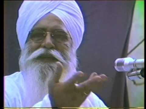 Satsang by Sant Ajaib Singh Ji on 26th August 1985