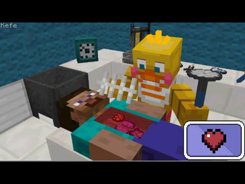 FNAF Monster School: Operation! - Minecraft Animation