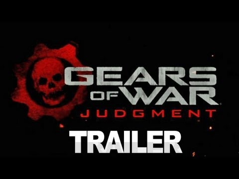 Gears of War: Judgment Trailer - Microsoft E3 2012 Press Conference