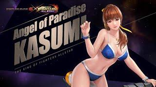 [KOF ALLSTAR x DEAD OR ALIVE 6] Angel of Paradise Kasumi