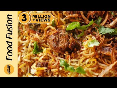 Beef Biryani Recipe By Food Fusion