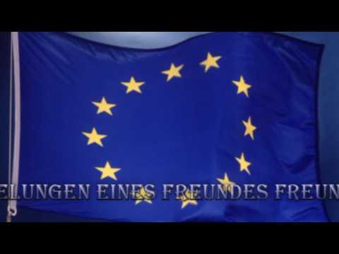 Europahymne mit Text