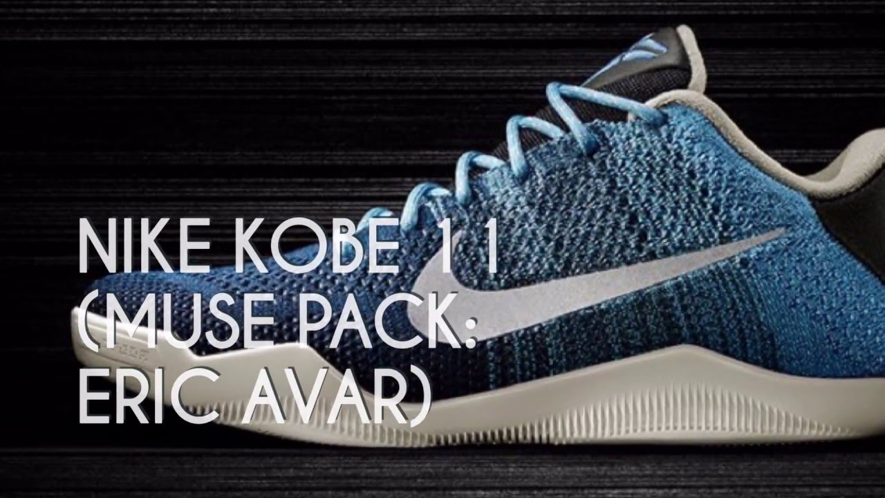 new product 96a56 a7464 NIKE KOBE 11 (MUSE PACK  ERIC AVAR)  SNEAKERS STAR