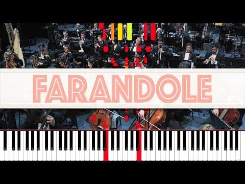 Bizet: Farandole from L'Arlesienne Suite No. 2 // QATAR PHILHARMONIC