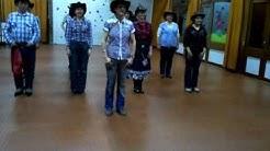 ARIZONA FREEZE country line dance