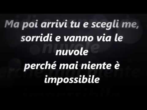 Gianni Morandi   Solo Insieme Saremo Felici   con testo