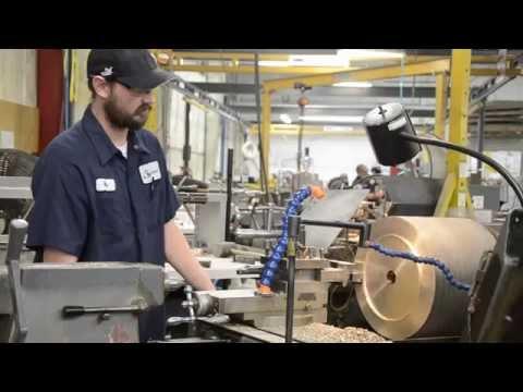 Waukesha Bearings Corporation Overview