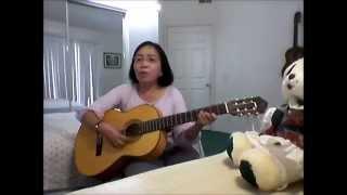 Hái Hoa Rừng Cho Em ( Sáng Tác : Trương Hoàng Xuân )  Guitar
