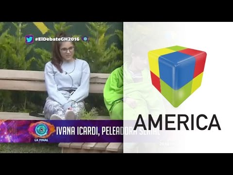 Ivana y la palabra que más repitió en su paso por GH 2016