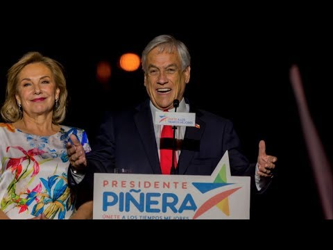 Conservative Billionaire Wins Chile