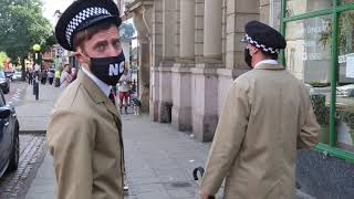 Arts Fresco 2020 Online presents... Covid Police (by MarkMark Productions)