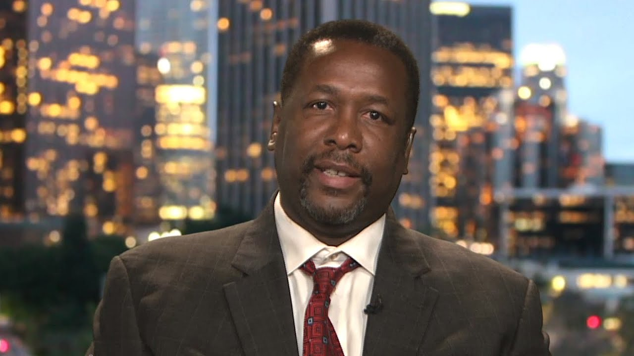 """New Orleans Actor & Activist Wendell Pierce on the """"Greatest Crime"""" in Wake of Hurricane Katrina"""