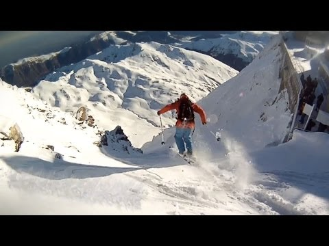 When Locals Show You Where to Freeride Ski, They Don't Disappoint | A La Française, Ep. 1