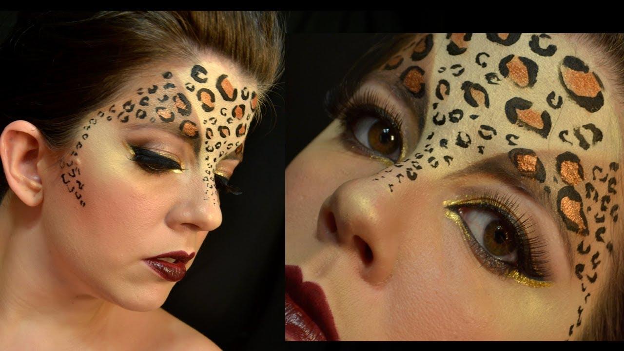 Animal Fantasy Makeup ...