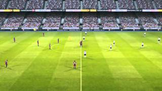 PES 2011 PC Gameplay HD