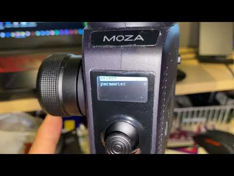 Moza AirCross 2 Controlling BMPCC4K