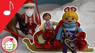 Jingle Bells Playmobil Film  / Weihnachtslied / Kinderfilm von Familie Hauser