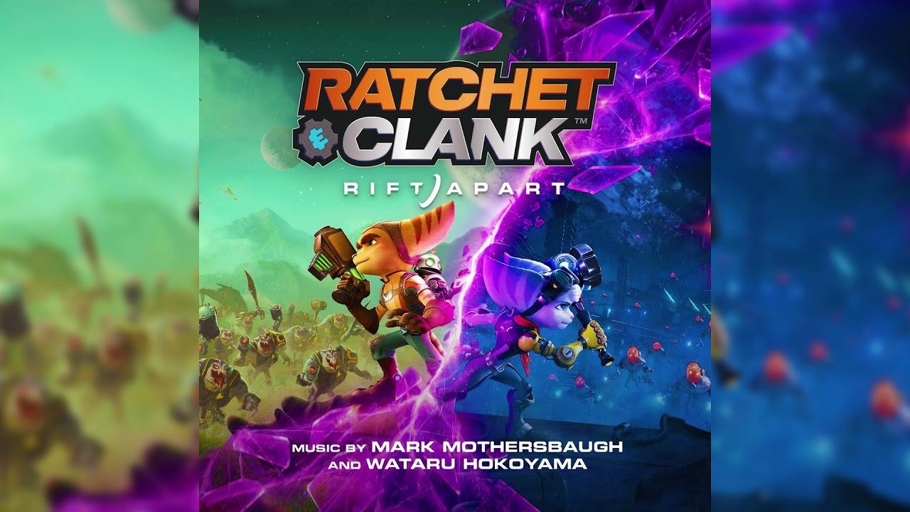Ratchet & Clank Rift Apart OST - Main Theme