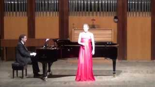 """Mozart - """"Parto, Parto .. Guardami, e tutto oblio"""" (Anna Werle)"""
