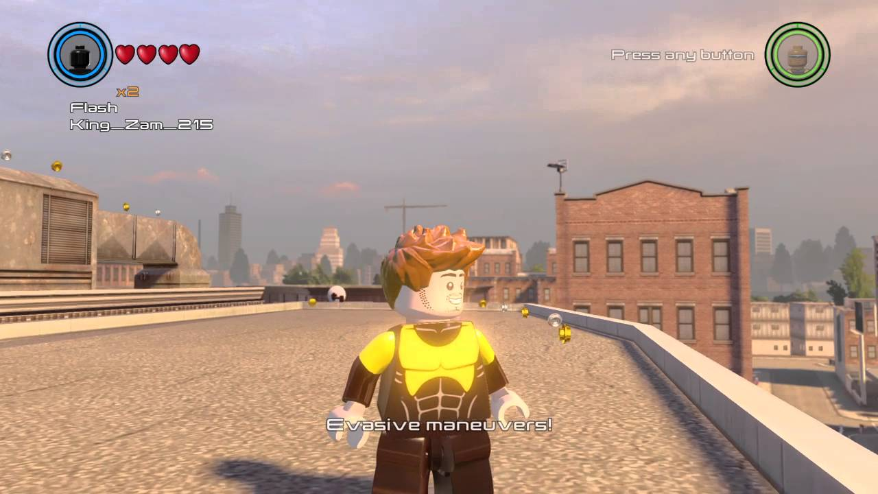 My Custom Characters (Lego Marvel's Avengers) - YouTube