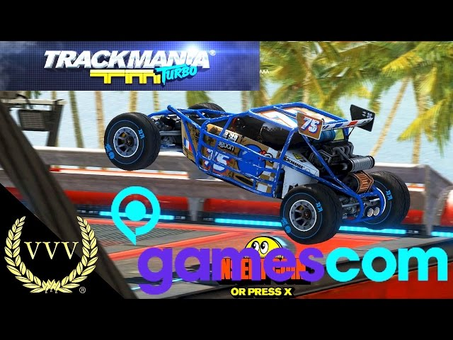 Trackmania Turbo Gameplay Part 2