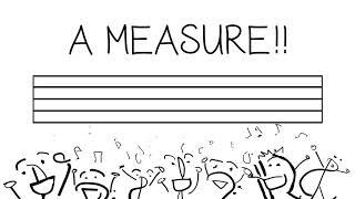 Let's Read Music 6 - Tнe Measure (aka Bar)