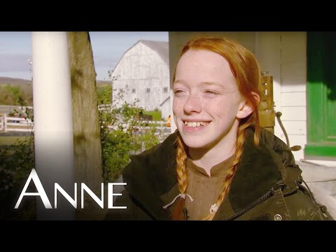 The Making of Anne  Behind the s