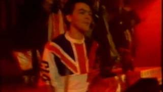 "Culture Club performing their wonderful first single ""White Boy"" on..."