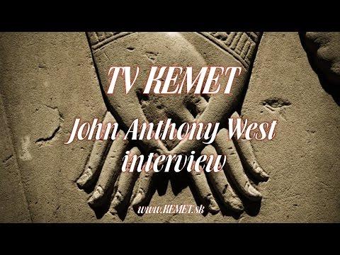 MAGICKÝ EGYPT 2016 – Exkluzívny rozhovor s Johnom Anthony Westom