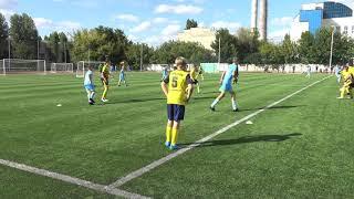 Интер-Спорт-Про-2008 9:1 Победа-2008 Первенство Ростова 18.9.2021 15:00