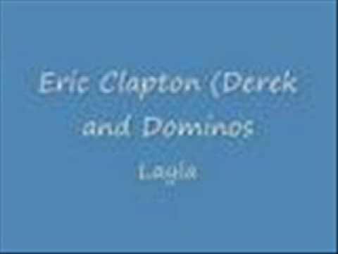 Eric Clapton Layla Original  Youtube