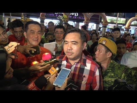 Anthony Loke: Cabinet will discuss HSR tomorrow