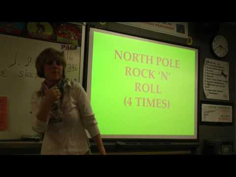 Song 5 Part 2 Grade 1 North Pole rock and roll