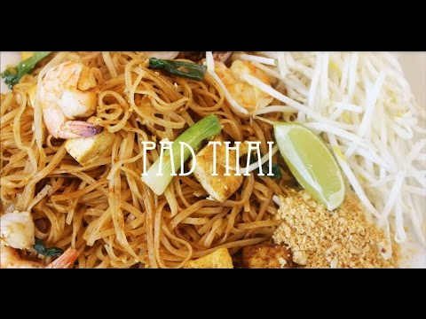 Pad Thai Shrimp | Authentic Thai | Restaurant-style