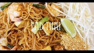 Pad Thai Shrimp | Authentic Thai | Restaurant-style