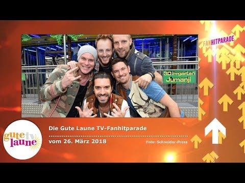 Die Gute Laune TV-Fanhitparade vom 26. März - YouTube