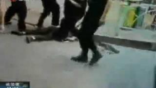 Bloody murder get killed !! / Xinjiang Urumqi riot