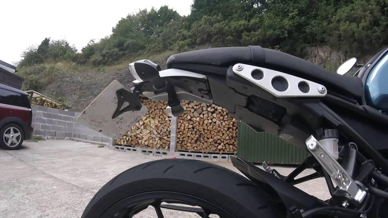 Yamaha R Tail Tidy