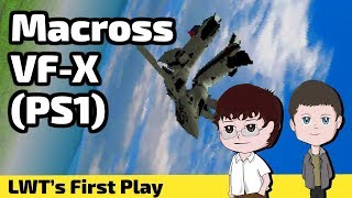 Macross VF-X - PS1 Import Quick Look